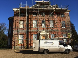Honingham Hall - Maintenance Works